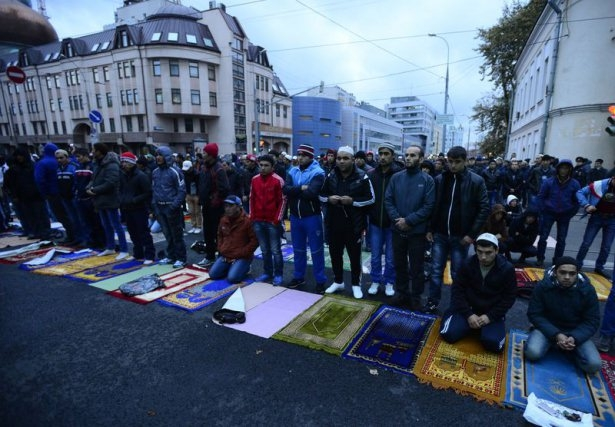 İslam dünyasından bayram manzaraları 146