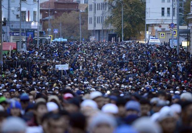 İslam dünyasından bayram manzaraları 147