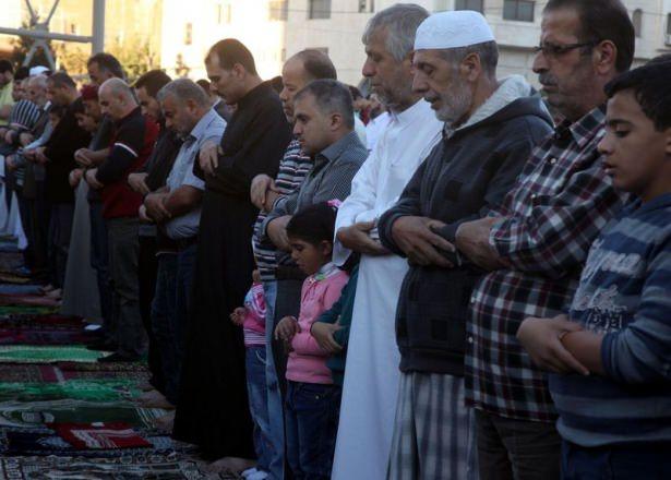 İslam dünyasından bayram manzaraları 156