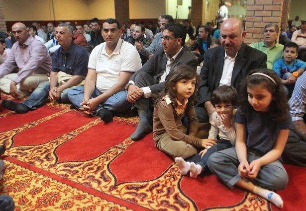 İslam dünyasından bayram manzaraları 163