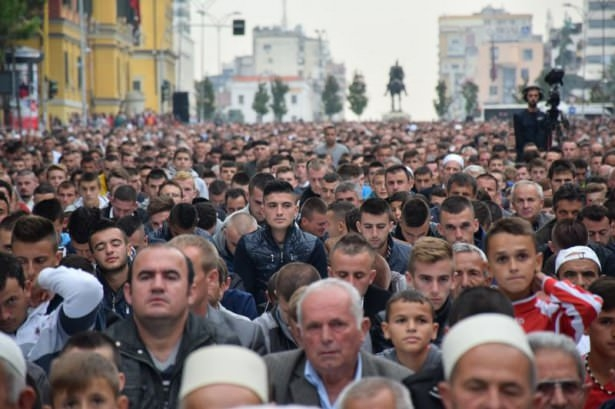 İslam dünyasından bayram manzaraları 17