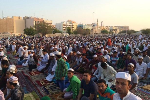 İslam dünyasından bayram manzaraları 29
