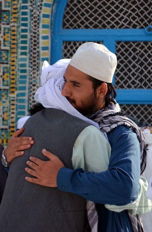 İslam dünyasından bayram manzaraları 3