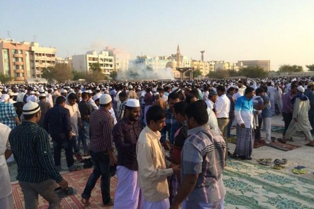 İslam dünyasından bayram manzaraları 30