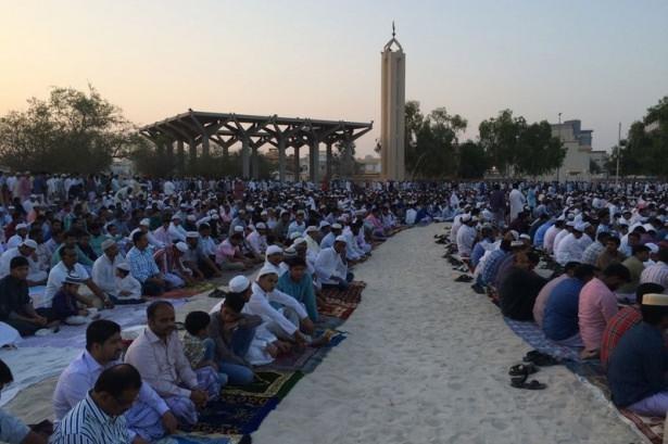 İslam dünyasından bayram manzaraları 31