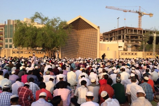 İslam dünyasından bayram manzaraları 33