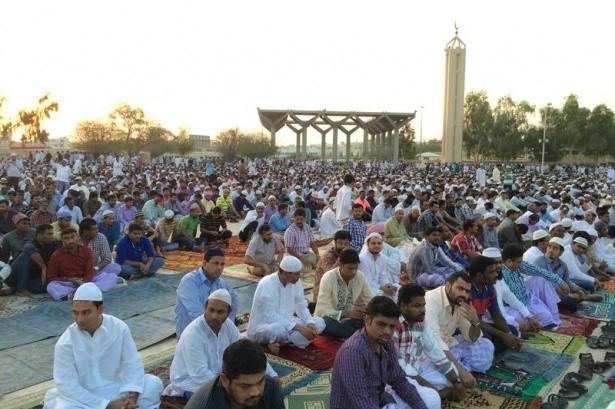 İslam dünyasından bayram manzaraları 35