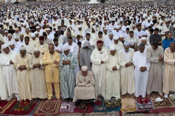 İslam dünyasından bayram manzaraları 43