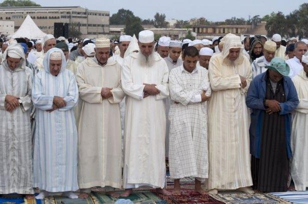 İslam dünyasından bayram manzaraları 44