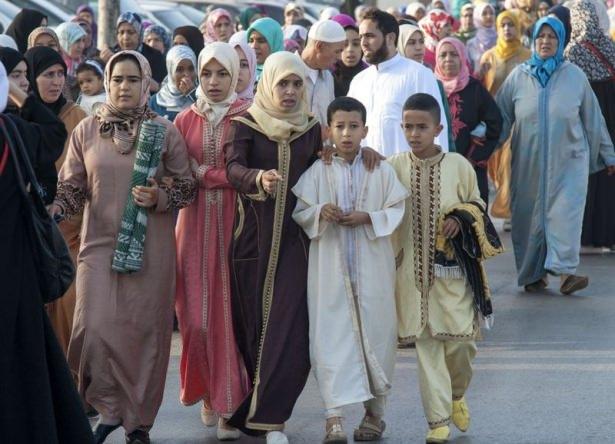 İslam dünyasından bayram manzaraları 46