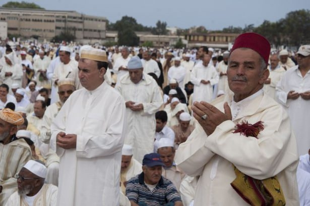 İslam dünyasından bayram manzaraları 48