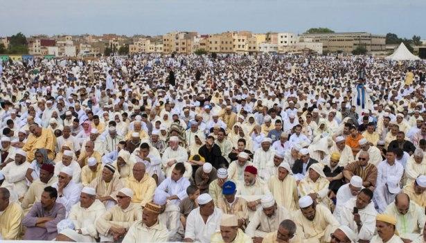 İslam dünyasından bayram manzaraları 51
