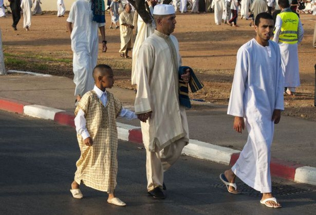 İslam dünyasından bayram manzaraları 52