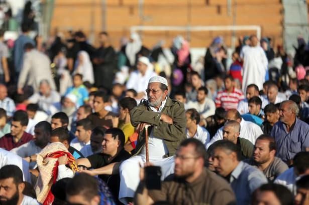 İslam dünyasından bayram manzaraları 55