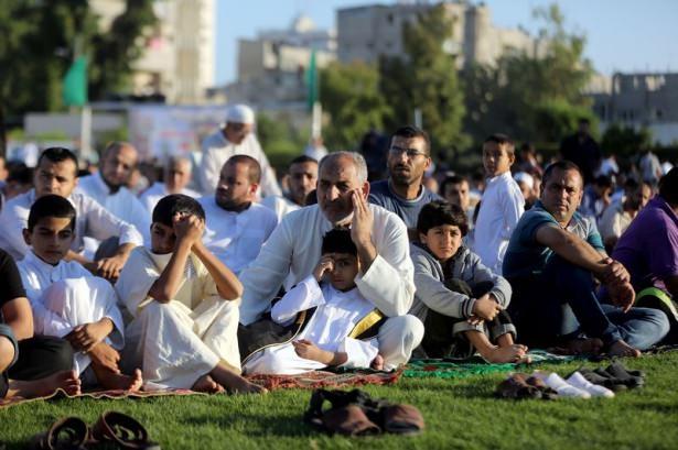 İslam dünyasından bayram manzaraları 56