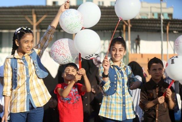 İslam dünyasından bayram manzaraları 57