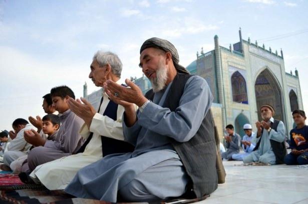 İslam dünyasından bayram manzaraları 7