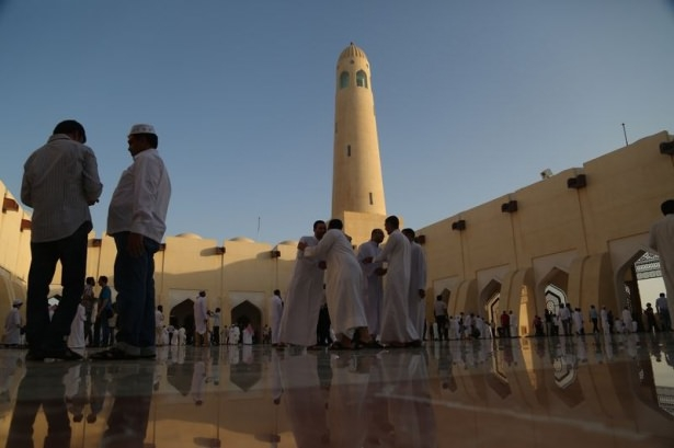 İslam dünyasından bayram manzaraları 70