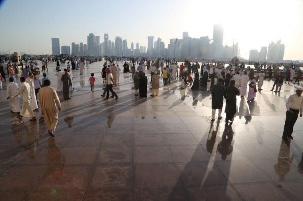 İslam dünyasından bayram manzaraları 71