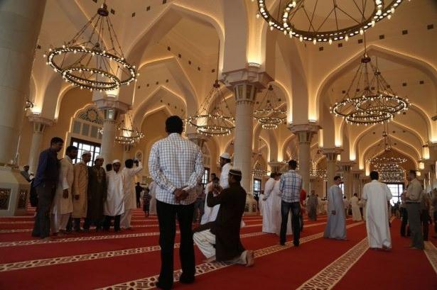 İslam dünyasından bayram manzaraları 73
