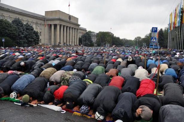 İslam dünyasından bayram manzaraları 77