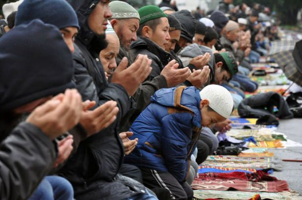 İslam dünyasından bayram manzaraları 78
