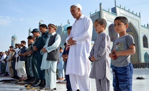 İslam dünyasından bayram manzaraları 8