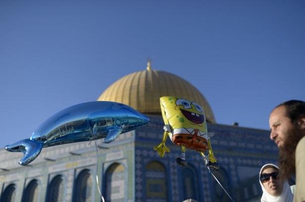İslam dünyasından bayram manzaraları 97