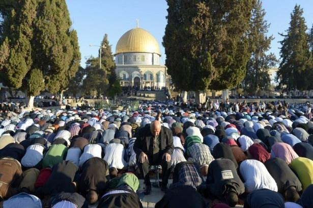 İslam dünyasından bayram manzaraları 98