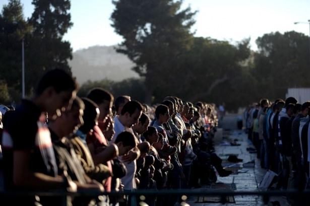 İslam dünyasından bayram manzaraları 99