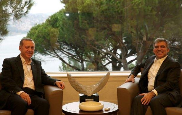 Erdoğan, Abdullah Gül'ü ziyaret etti 2