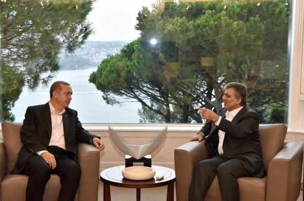 Erdoğan, Abdullah Gül'ü ziyaret etti 3