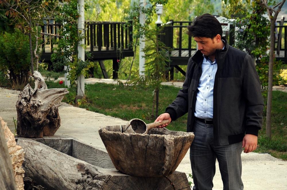 Türkülere konu olan tarihi evlere turist ilgisi 10