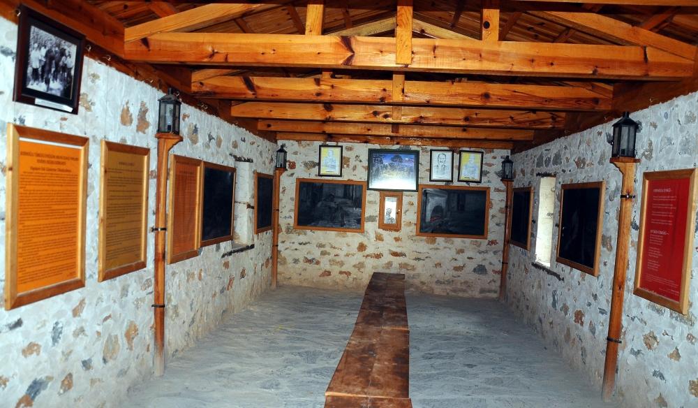 Türkülere konu olan tarihi evlere turist ilgisi 11
