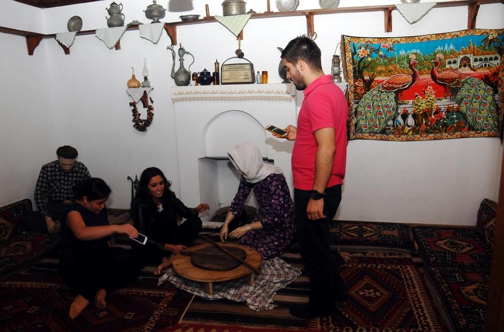 Türkülere konu olan tarihi evlere turist ilgisi 4