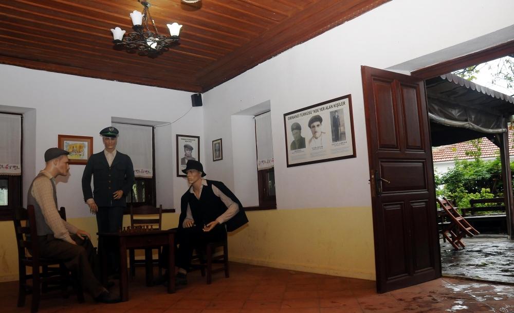 Türkülere konu olan tarihi evlere turist ilgisi 6