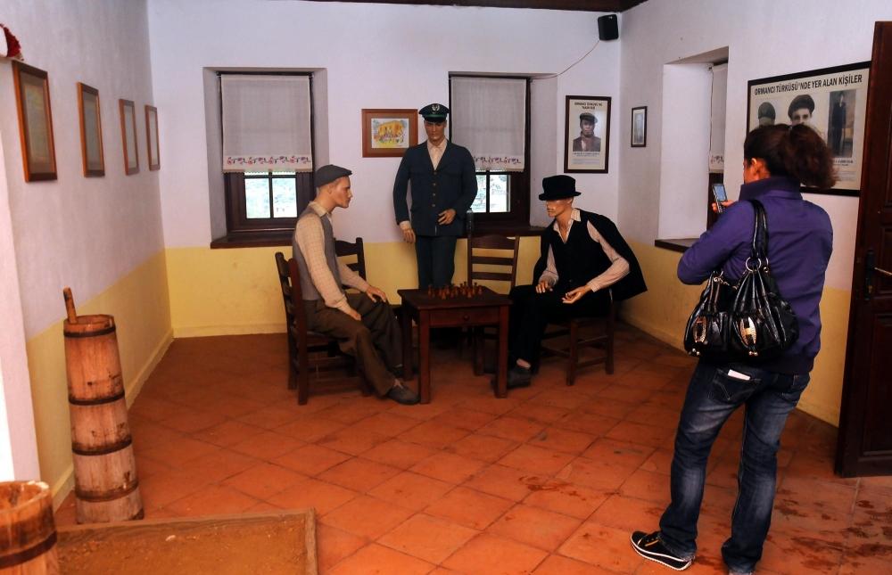 Türkülere konu olan tarihi evlere turist ilgisi 7