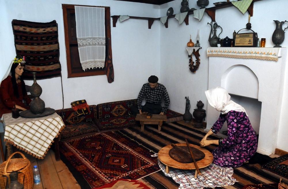 Türkülere konu olan tarihi evlere turist ilgisi 8