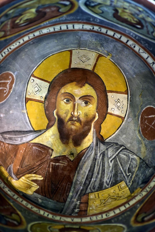 Bin yıllık freskleri turistlerin ilgisini çekiyor 23