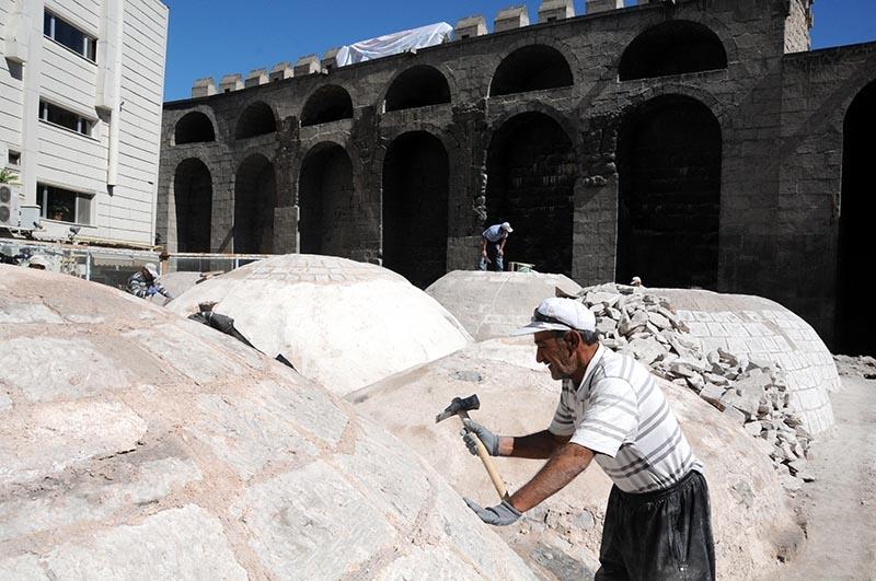 800 yıllık hamam restoran olacak 9