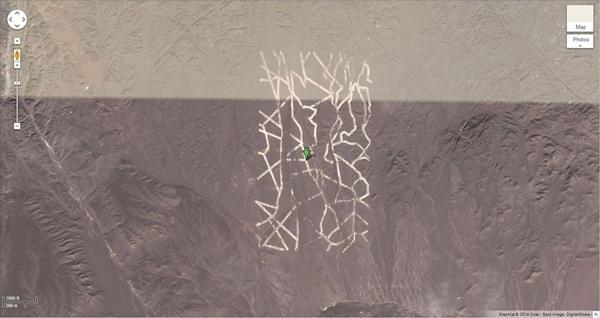 Google Earth'teki en sıradışı 29 yer 10