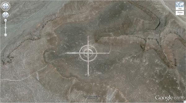 Google Earth'teki en sıradışı 29 yer 11