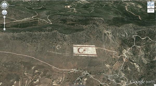 Google Earth'teki en sıradışı 29 yer 14