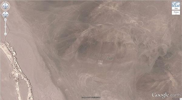 Google Earth'teki en sıradışı 29 yer 17