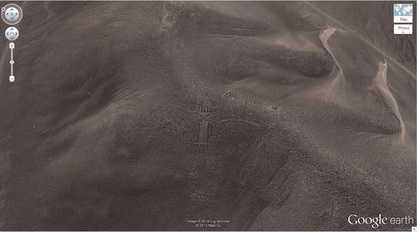 Google Earth'teki en sıradışı 29 yer 19