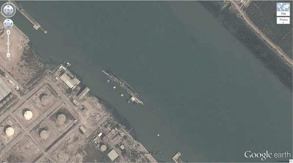 Google Earth'teki en sıradışı 29 yer 20