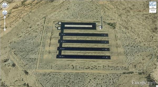 Google Earth'teki en sıradışı 29 yer 21