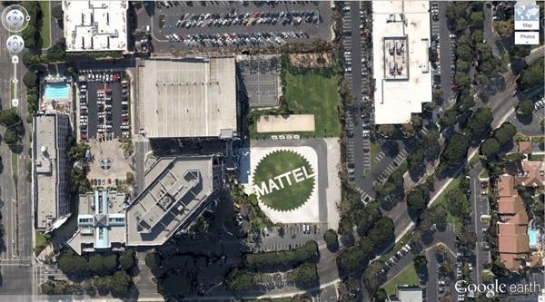 Google Earth'teki en sıradışı 29 yer 22