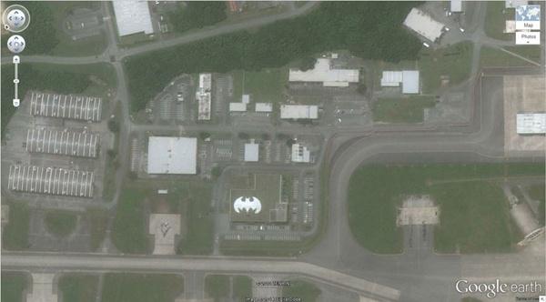 Google Earth'teki en sıradışı 29 yer 29