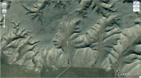 Google Earth'teki en sıradışı 29 yer 6